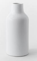 Online Designer Living Room Pure White Ceramic Vases-Jug