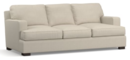 Online Designer Living Room TOWNSEND UPHOLSTERED SQUARE ARM SOFA COLLECTION
