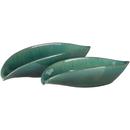 Online Designer Combined Living/Dining Ceramic Leaf Platter