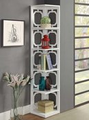 Online Designer Home/Small Office Ardenvor Corner Unit Bookcase