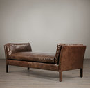 Online Designer Combined Living/Dining Sorensen Leather Bench
