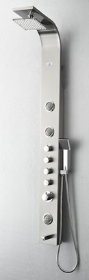 Online Designer Living Room Geona Thermostatic Shower Panel
