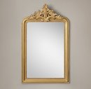 Online Designer Living Room LOUIS PHILIPPE GILT MIRROR