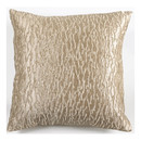 Online Designer Living Room Urban Loft by Westex Waves Cushion, 20 by 20-Inch, Gold