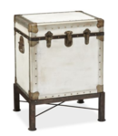 Online Designer Living Room LUDLOW TRUNK SIDE TABLE