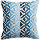 Online Designer Living Room appliqué blues 16
