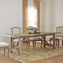 Online Designer Combined Living/Dining Draper Extending Dining Table