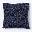 Online Designer Combined Living/Dining Heathered Boucle Pillow Cover - Nightshade