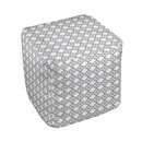 Online Designer Living Room Geometric Pouf Ottoman by e by design