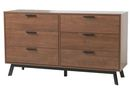 Online Designer Bedroom Weinstock 6 Drawer Double Chest