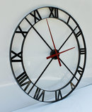 Online Designer Hallway/Entry Wall Clock