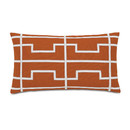 Online Designer Bedroom Indira Mack Sunset Lumbar Pillow