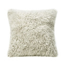 Online Designer Bedroom Curly Sheepskin Throw Pillow