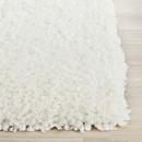 Online Designer Living Room Popcorn Shag Ivory Solid Rug