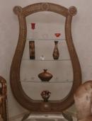 Online Designer Living Room Harp Shelf