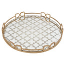 Online Designer Combined Living/Dining Gabriella Mirrored Tray