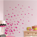 Online Designer Kids Room BUTTERFLIES WALL DECAL