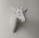 Online Designer Kids Room papier-mâché giraffe head