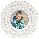 Online Designer Combined Living/Dining Blossom Wood Picture Frame