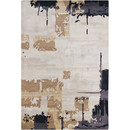 Online Designer Combined Living/Dining Blason Beige Area Rug by Chandra