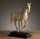 Online Designer Combined Living/Dining 19TH C. BALBONA HORSE FRAGMENT