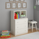 Online Designer Kids Room Skyler Kids' 3 Drawer Dresser by Altra