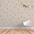 Online Designer Kids Room Little Peaks Wall Decal by Trendy Peas