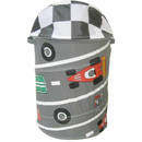 Online Designer Kids Room Round Race Car Hamper