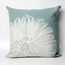 Online Designer Bedroom Antique Medallion Indoor/Outdoor Throw Pillow by Liora Manne