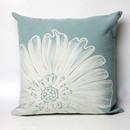 Online Designer Bedroom Antique Medallion Indoor/Outdoor Throw Pillow by Liora Manne