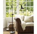 Online Designer Home/Small Office Glendale Pulley Task Floor Lamp