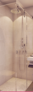 Online Designer Bathroom Shower Booth