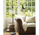 Online Designer Living Room GLENDALE PULLEY TASK FLOOR LAMP