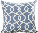Online Designer Bedroom Brennan Damask Throw Pillow