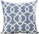 Online Designer Bedroom Brennan Damask Throw Pillow