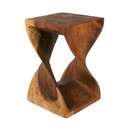 Online Designer Living Room Twist End Table by Strata Furniture