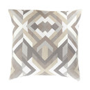 Online Designer Combined Living/Dining Patterns of Gray Pillow
