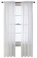 Online Designer Combined Living/Dining Queen Street® Farmington Rod-Pocket Sheer Panel
