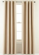 Online Designer Bedroom Studio™ Finley Grommet-Top Thermal Blackout Curtain Panel