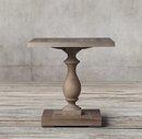 Online Designer Living Room 17TH C. MONASTERY SIDE TABLE