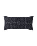 Online Designer Living Room Camille Mosaic Lumbar Pillow Cover