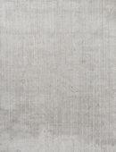 Online Designer Living Room Hand-Loomed Shine Rug - Silver