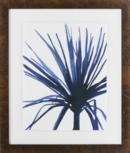 Online Designer Living Room Indigo Foliage Prints - I