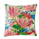 Online Designer Living Room Flower Garden Throw Pillow