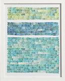 Online Designer Living Room Watercolor Knit Wall Art