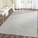 Online Designer Bedroom   Safavieh Hand-Tufted Boston Grey Cotton Rug