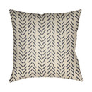 Online Designer Living Room GREY Textures Throw Pillow