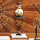 Online Designer Living Room Bauhaus Sphere Man Figurine