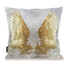 Online Designer Living Room Oliver Gal Home My Wings Throw Pillow