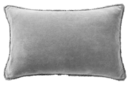 Online Designer Combined Living/Dining GRAY LUMBAR PILLOW